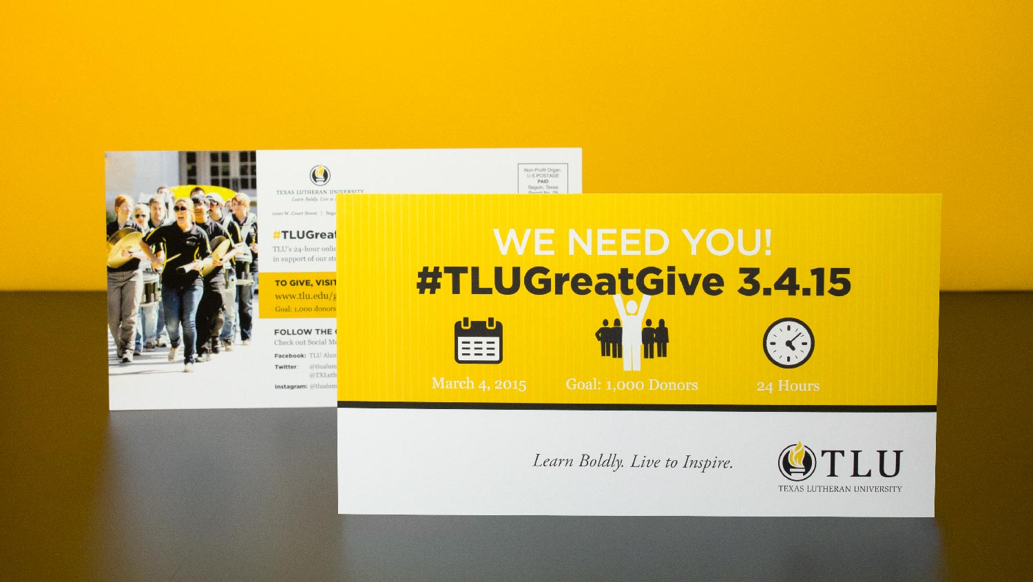 TLU Great Give