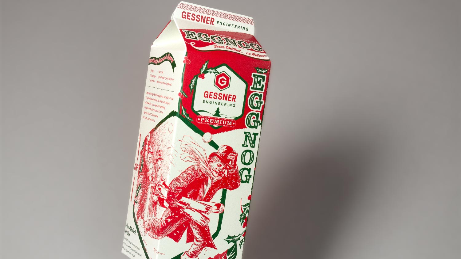 Gessner Egg Nog